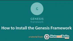 How To Install Genesis Framework